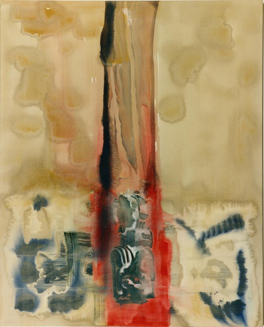 """""""Icon"""", 1998 130 x 162 cm"""