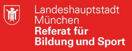 Logo Referat für Bildung und Sport